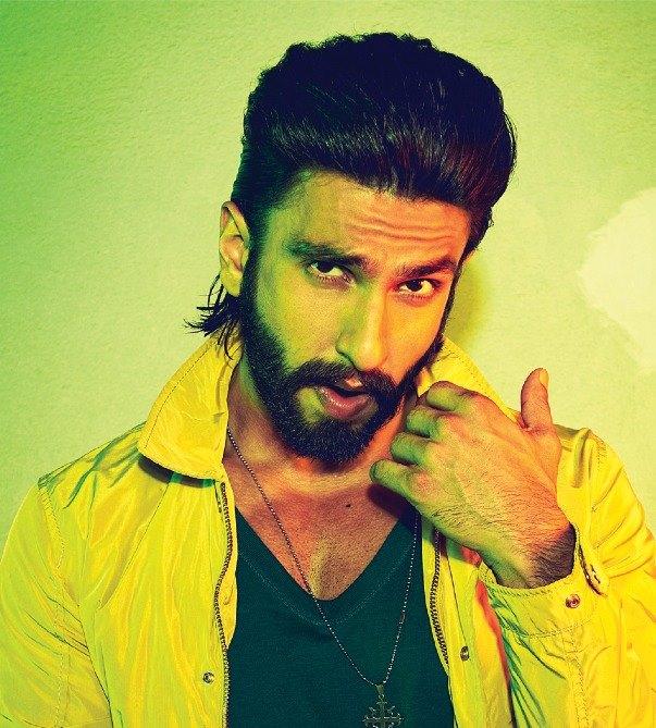 Ranveer Singh inspired by Yo Yo Honey Singh?