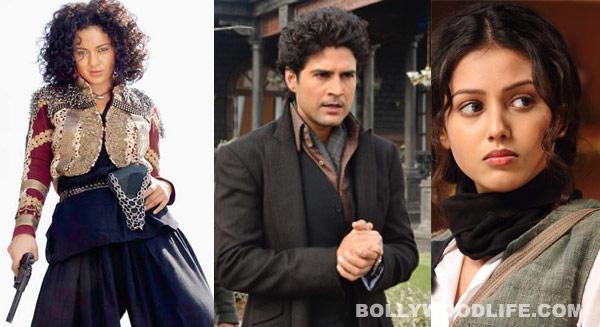 Kangana Ranaut to fight Rajeev Khandelwal and Mishti Mukherjee in theatres this Friday