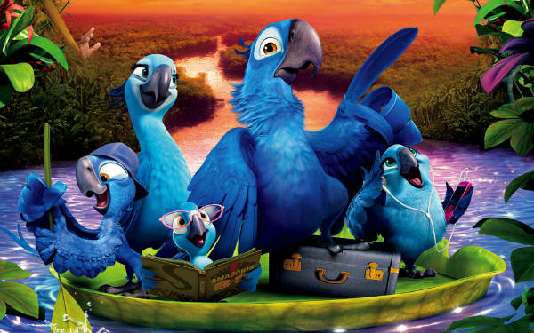 Rio 2 box office collection: The animation movie mints Rs 5.7 crore in India
