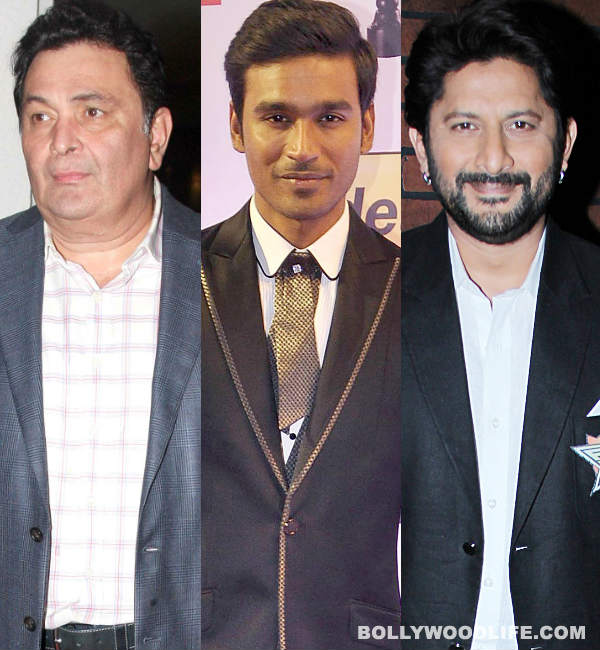 Rishi Kapoor, Dhanush and Arshad Warsi bag awards at IIFA 2014
