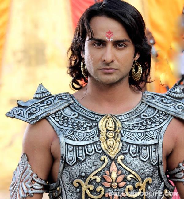 Mahabharat's Yudhishter aka Rohit Bhardwaj: I first auditioned for the role of Lord Krishna