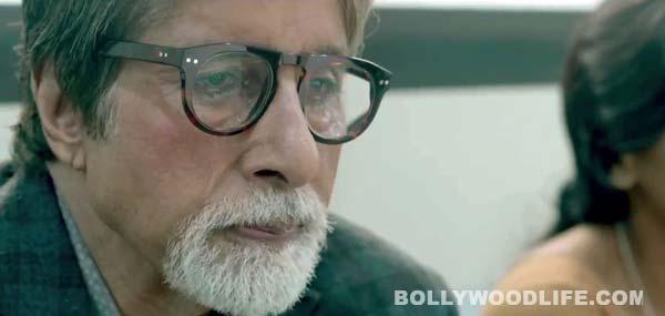 Bhoothnath Returns song Sahib: Amitabh Bachchan will leave you teary eyed!