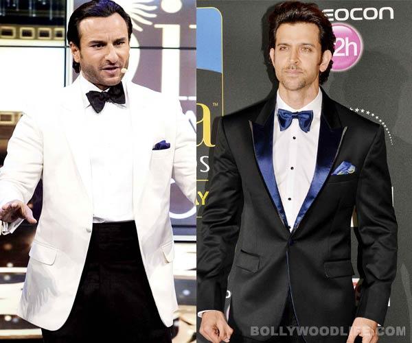 Saif Ali Khan still wary of Kareena Kapoor's ex-boyfriend Hrithik Roshan?