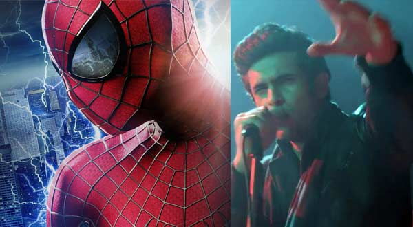 The Amazing Spider-Man 2 song Main hoon: After Strings, Sanam Puri comes up with another Spider anthem!