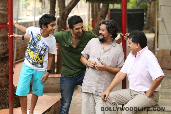 Why did Amole Gupte delete his cameo from Hawaa Hawaai?