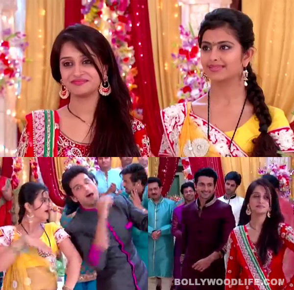 Sasural Simar Ka: Simran and Roli dance to a medley of Bollywood songs - watch video!
