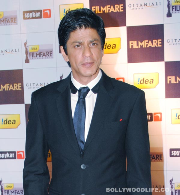Shahrukh Khan: Without search I found the most beautiful girl in the world!