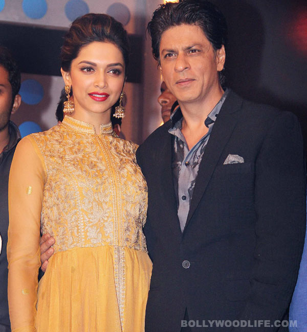 What do Deepika Padukone and Shahrukh Khan have in common?