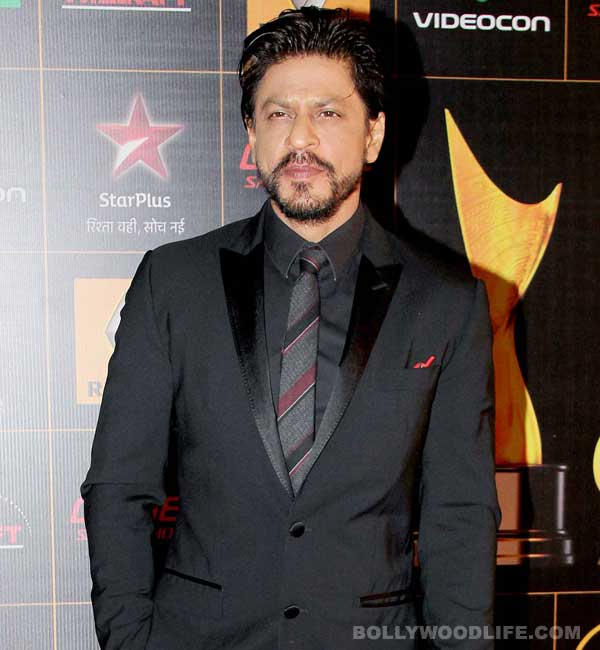 Shahrukh Khan's son Abram's first look out along with Happy New Year?