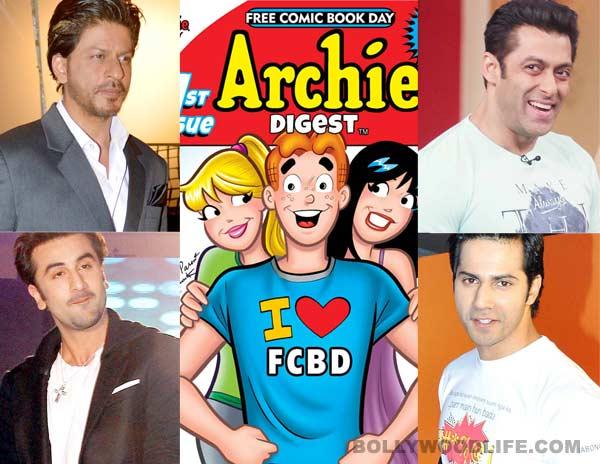 Salman Khan, Varun Dhawan or Arjun Kapoor -  Who can play Archie onscreen? Vote!