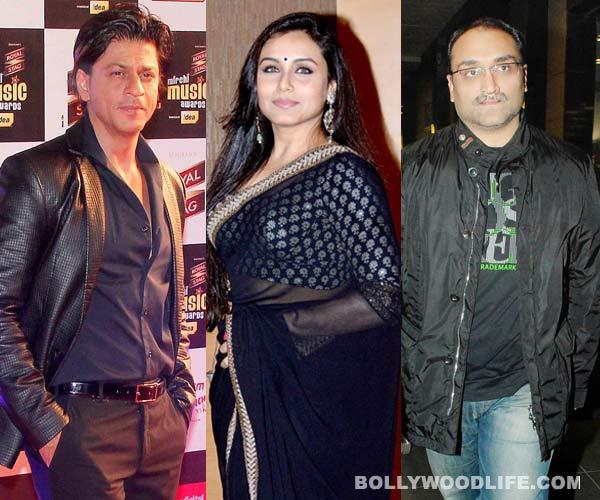 Shahrukh Khan The Only Celebrity To Know About Rani Mukerji Aditya Chopra Secret Wedding