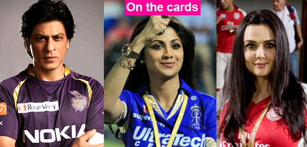 What does IPL 7 hold for Shahrukh Khan, Shilpa Shetty and Preity Zinta's teams?