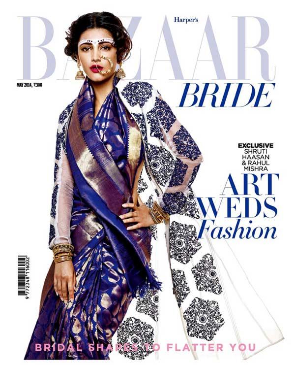 Shruti Haasan as a bride – Hot or not?