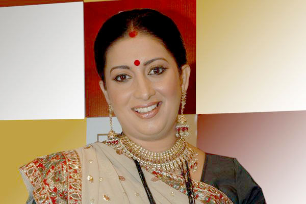 Smriti Irani back on small screen with Kyunki Saas Bhi Kabhi Bahu Thi 2?
