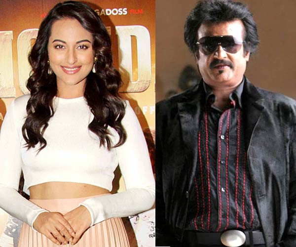 Sonakshi Sinha to go retro for Rajinikanth!