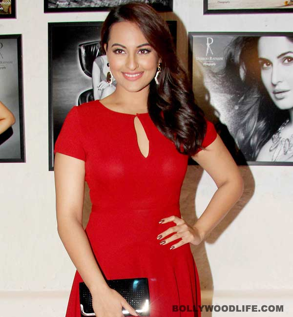 Sonakshi Sinha: Achieving the slim look wasn't easy for somebody like me who hates the gym!