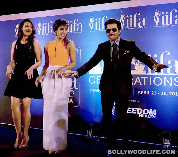 Bollywood's biggest awards show IIFA goes to America, Priyanka Chopra, Sonakshi Sinha, Anil Kapoor send the crowd into fan frenzy