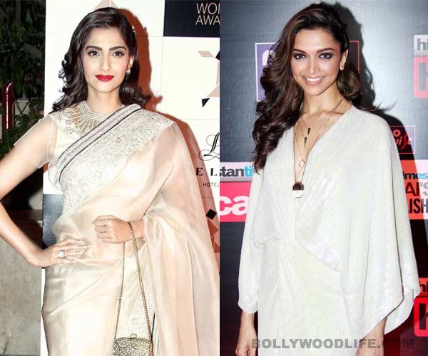 Is Sonam Kapoor jealous of Deepika Padukone?