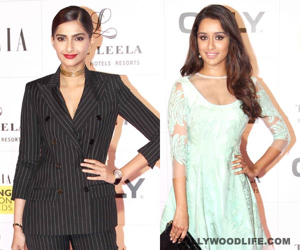 Sonam Kapoor: I have no issue with Shraddha Kapoor