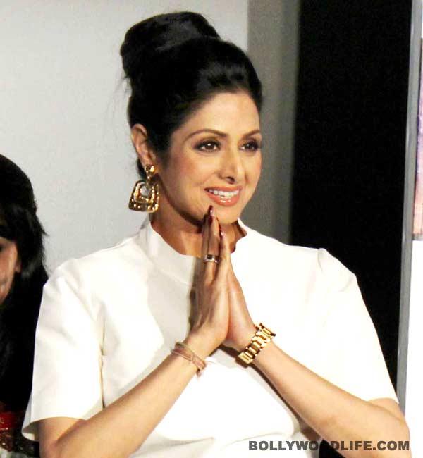 After Amitabh Bachchan, Amar Singh finds a star campaigner in Sridevi