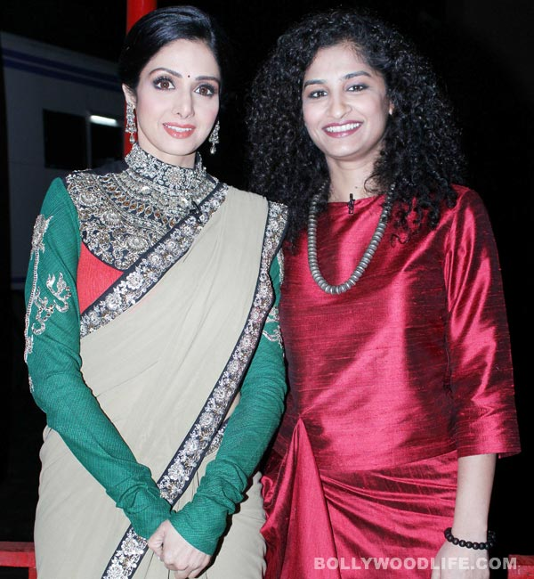 Sridevi and Gauri Shinde coming together for English Vinglish sequel?