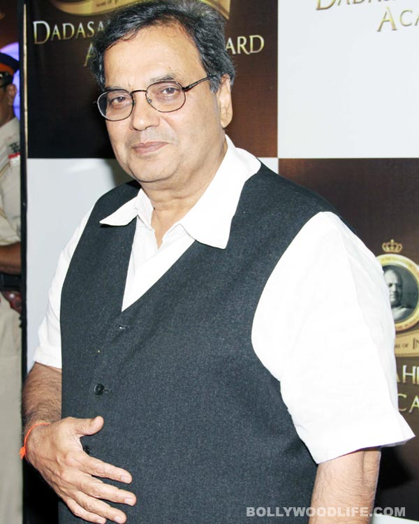 Subhash Ghai: I would have changed Katrina Kaif's name to Matrina!