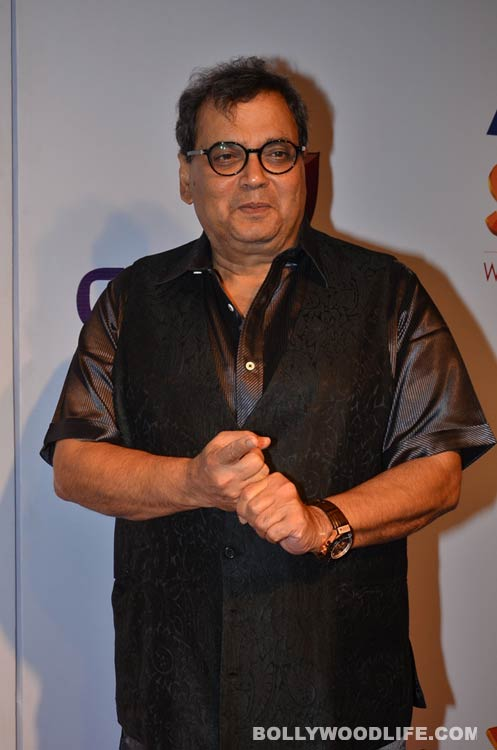 DID Li'l Masters 3: Subhash Ghai shows off his dance moves