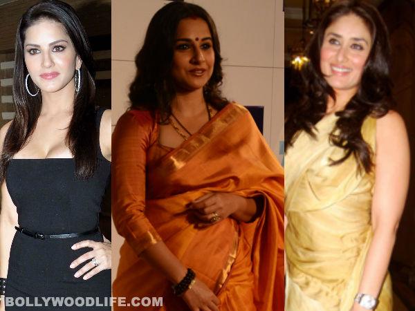 Sunny Leone, Kareena Kapoor and Vidya Balan's pregnancy rumours grab headlines
