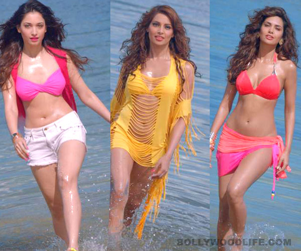 Bipasha Basu, Esha Gupta or Tamannaah: Who is the hottest bikini babe?