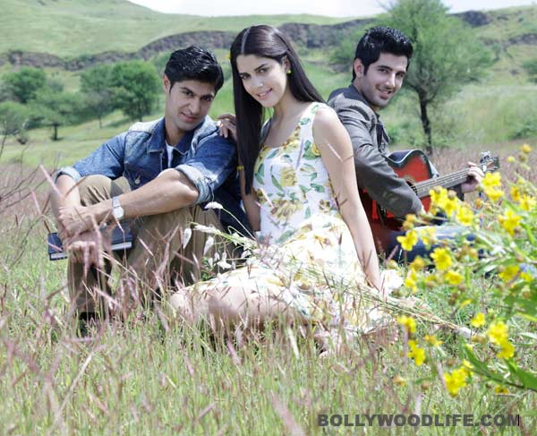 What did Aditya Seal, Tanuj Virwani and Izabelle Leite do for Purani Jeans?