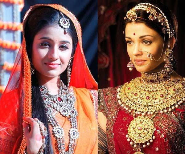 Jodha Akbar: Paridhi Sharma or Aishwarya Rai Bachchan - Who makes for a prettier Jodha? Vote!