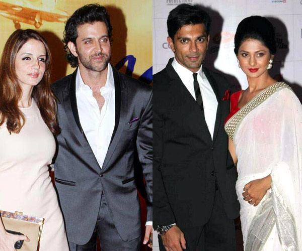 Karan Singh Grover and Jennifer Winget to separate like Hrithik Roshan and Sussanne Khan?