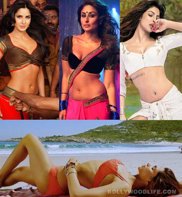 Deepika Padukone, Anushka Sharma or Katrina Kaif – Who has the sexiest midriff?