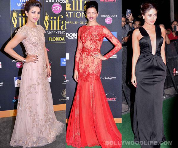 IIFA Awards 2014: Deepika Padukone, Priyanka Chopra or Kareena Kapoor Khan – Who looked the sexiest?