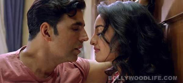 Is Akshay Kumar obsessed with Sonakshi Sinha?
