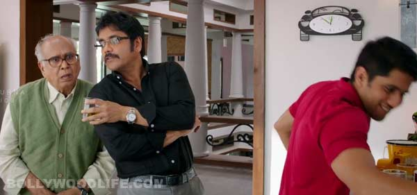 Manam trailer:  Akkineni Nageswara Rao's last work on celluloid!
