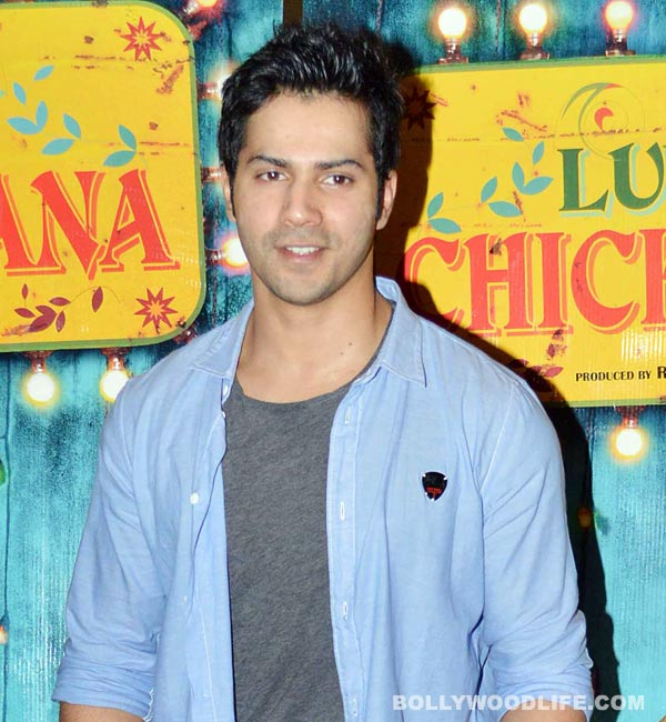 Varun Dhawan: I don't keep a tab on what Alia Bhatt and Sidharth Malhotra are doing