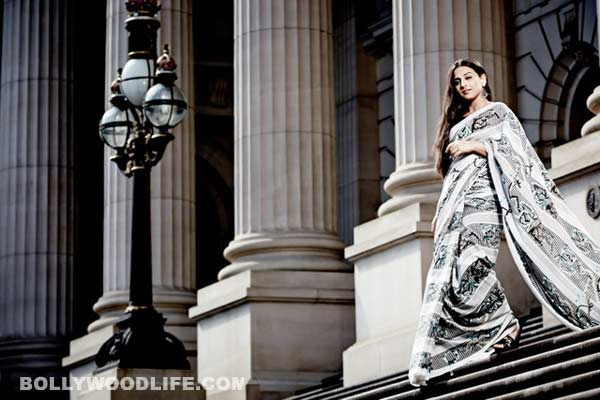Vidya Balan flaunts her curves in her latest photoshoot, but does she impress?