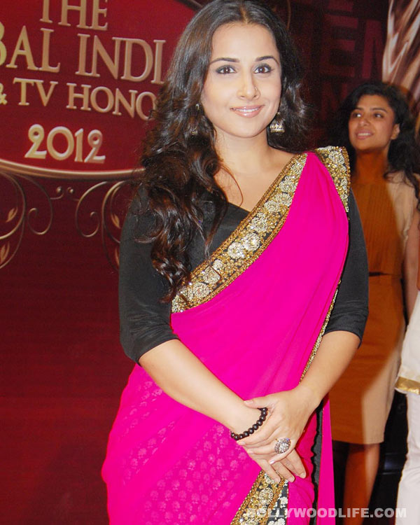 Vidya Balan: I don't have friends or best friends in the industry