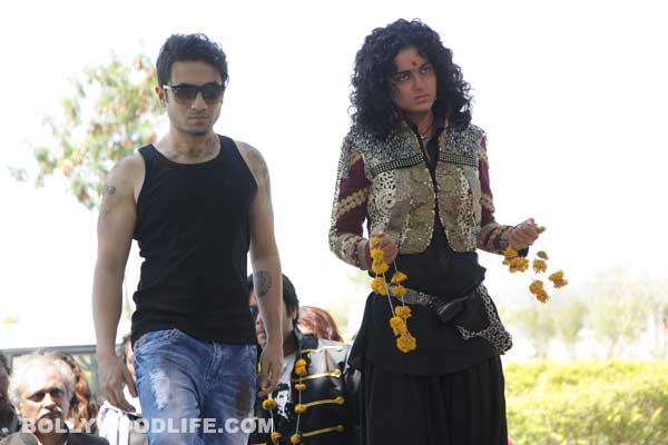 Vir Das to play a dark character in Revolver Rani!