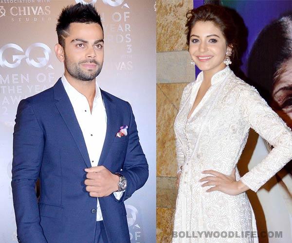 Is Anushka Sharma scared of Virat Kohli?