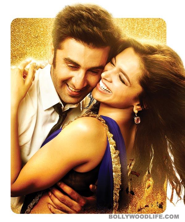 Ex-lovers Ranbir Kapoor and Deepika Padukone do Badtameez dil again!