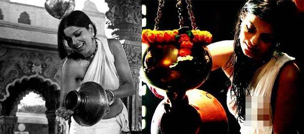Why is Sonali Raut aping Zeenat Aman from Satyam Shivam Sundaram in The Xpose?