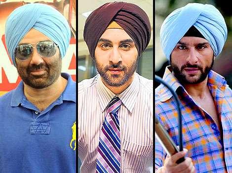 Who looks best in a turban—Akshay Kumar, Sunny Deol, Saif Ali Khan, Ajay Devgn or Ranbir Kapoor?