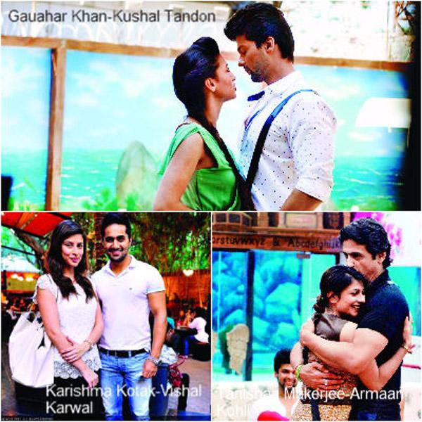 Bigg Boss lovers Tanishaa Mukerji-Armaan Kohli and Gauahar Khan-Kushal Tandon to tie the knot this year?