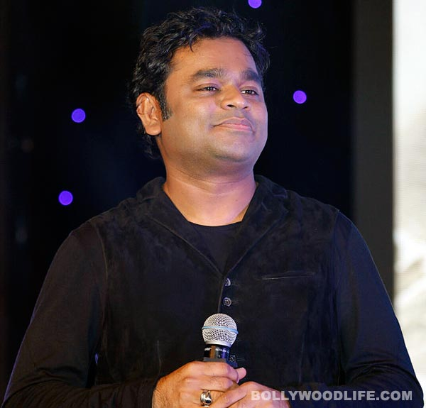 Which is AR Rahman's toughest project till date?