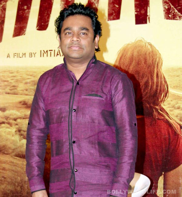 Why did AR Rahman take three months to compose one song from Kaaviya Thalaivan?