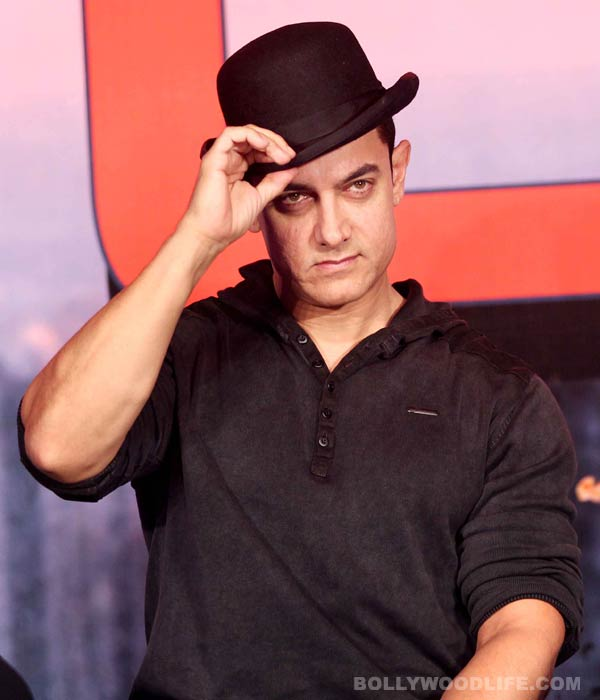 Aamir Khan creates suspense around his next release