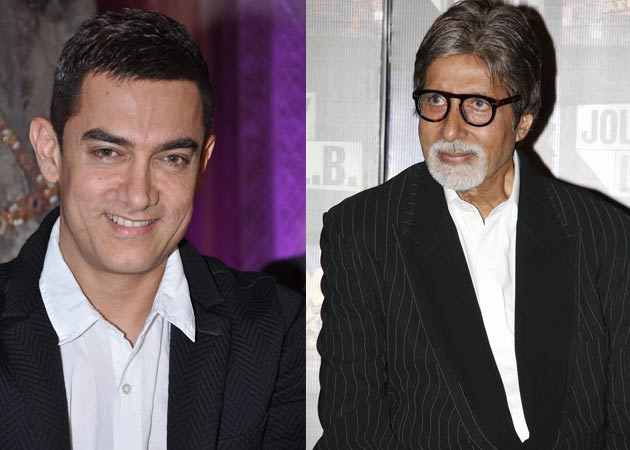 Amitabh Bachchan and Aamir Khan to launch Dilip Kumar's biography