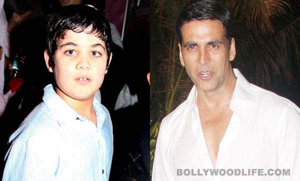 Akshay Kumar wants son Aarav to have a normal childhood